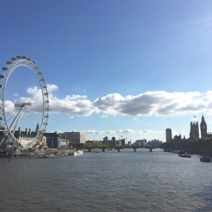 Exploring London and The Intern Premiere | September 2015
