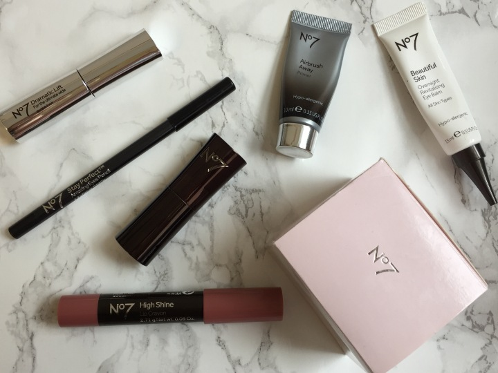 No7 Makeup and Skincare Favourites