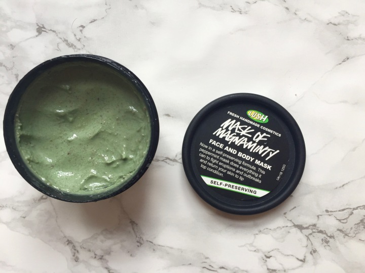 Lush 'Mask of Magnaminty' Face Mask | Beauty Review