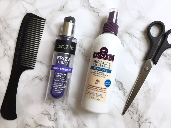 6 Ways I'm Saving My Dry, Damaged Hair