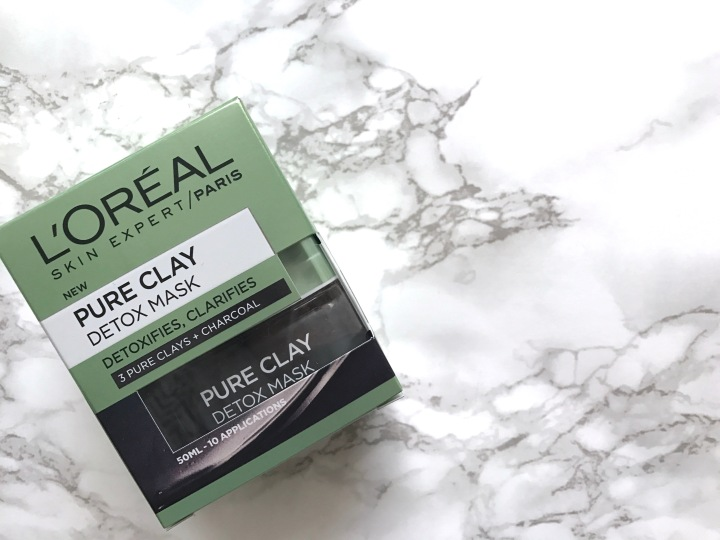 L'Oreal Pure Clay Detox Mask | Review