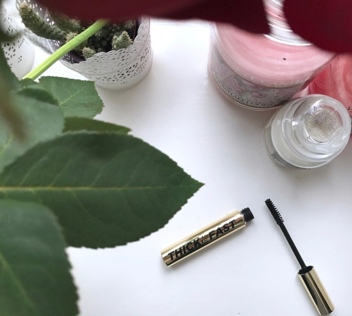 Soap & Glory 'Thick & Fast' HD Mascara | Review