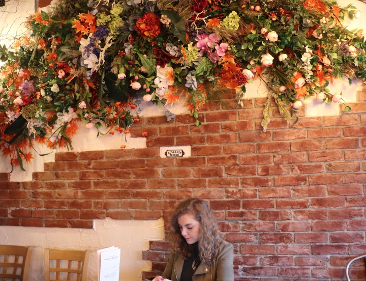 All the brunch spots, a couple of flower walls and yet another spa day| February 2019