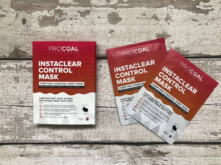 Procoal Instaclear Control Mask* | Review