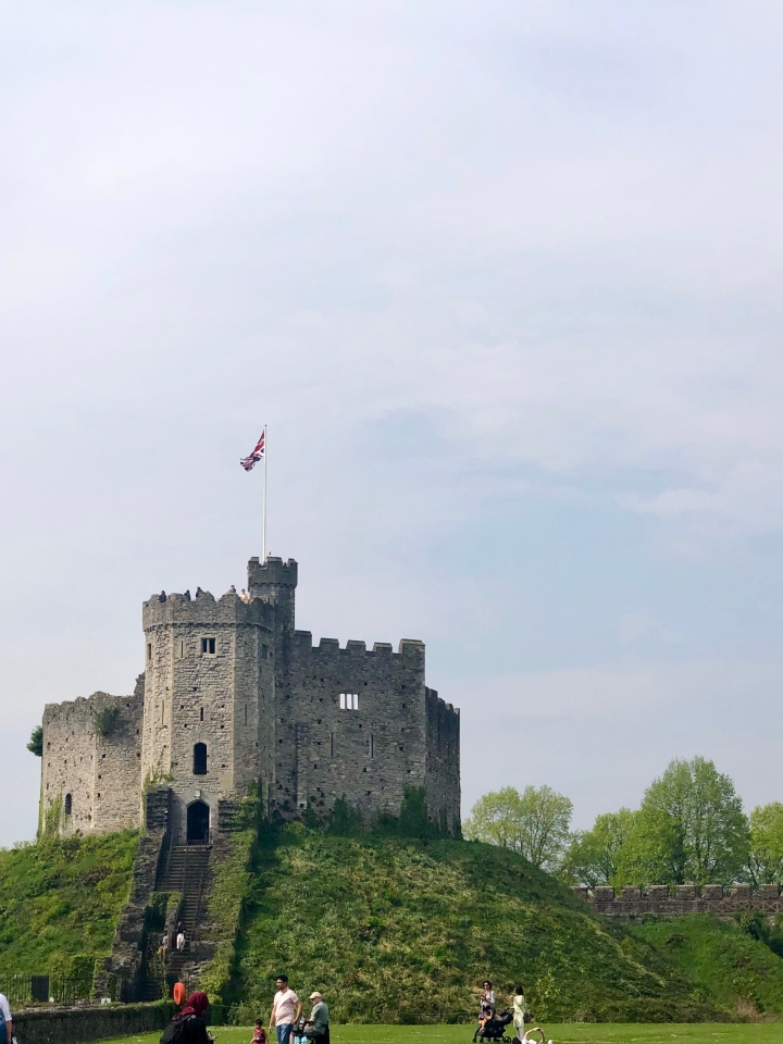 Cocktails, castles and board games| Cardiff 2019